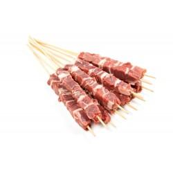 Arrosticini Di Pecora 18 pezzi Carne Italiana 100% allevata in Italia
