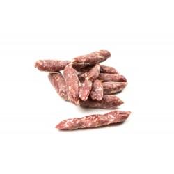 Salsiccia Stagionata Dolce 500 gr Salume Abruzzese Artigianale