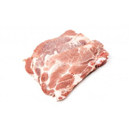 Bistecche di Maiale 500 gr Carne Italiana 100% allevata in Italia