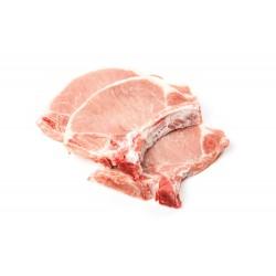Lombata di Maiale 500 gr Carne Italiana 100% allevata in Italia